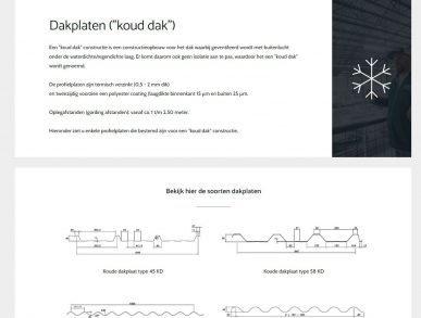 Maas dak- & wandbeplating 5