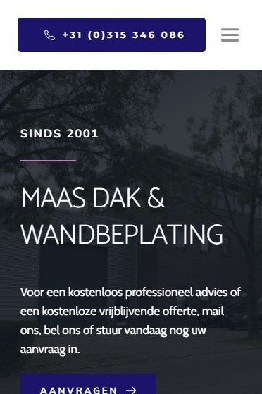 Maas dak- & wandbeplating 3