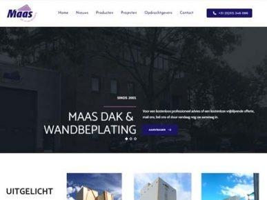 Maas dak- & wandbeplating 7