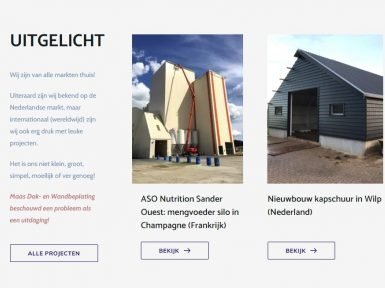Maas dak- & wandbeplating 4
